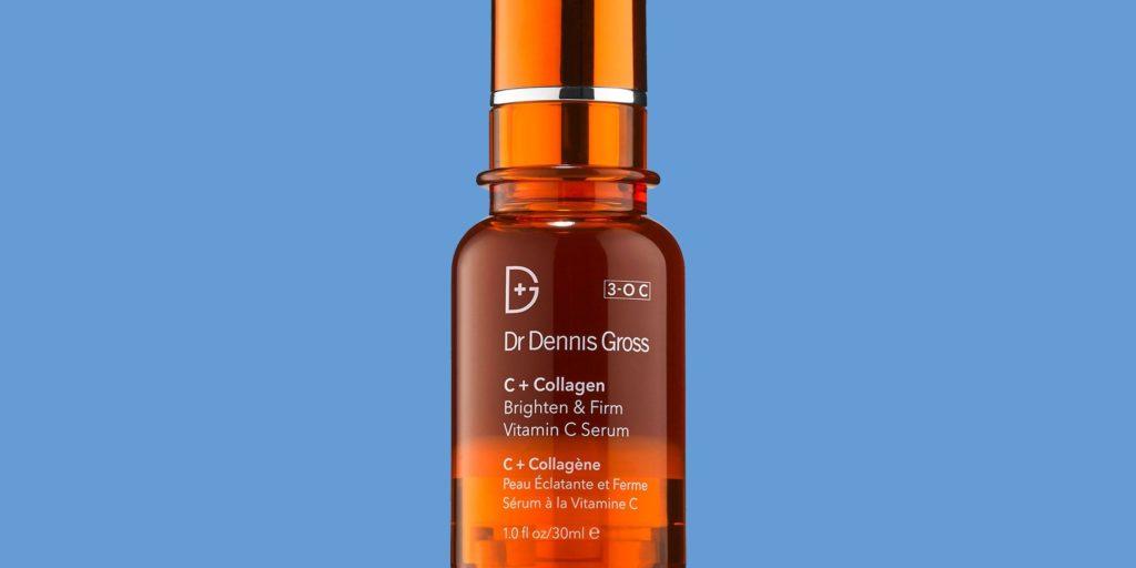 Dennis Gross Vitamin C Serum Banner