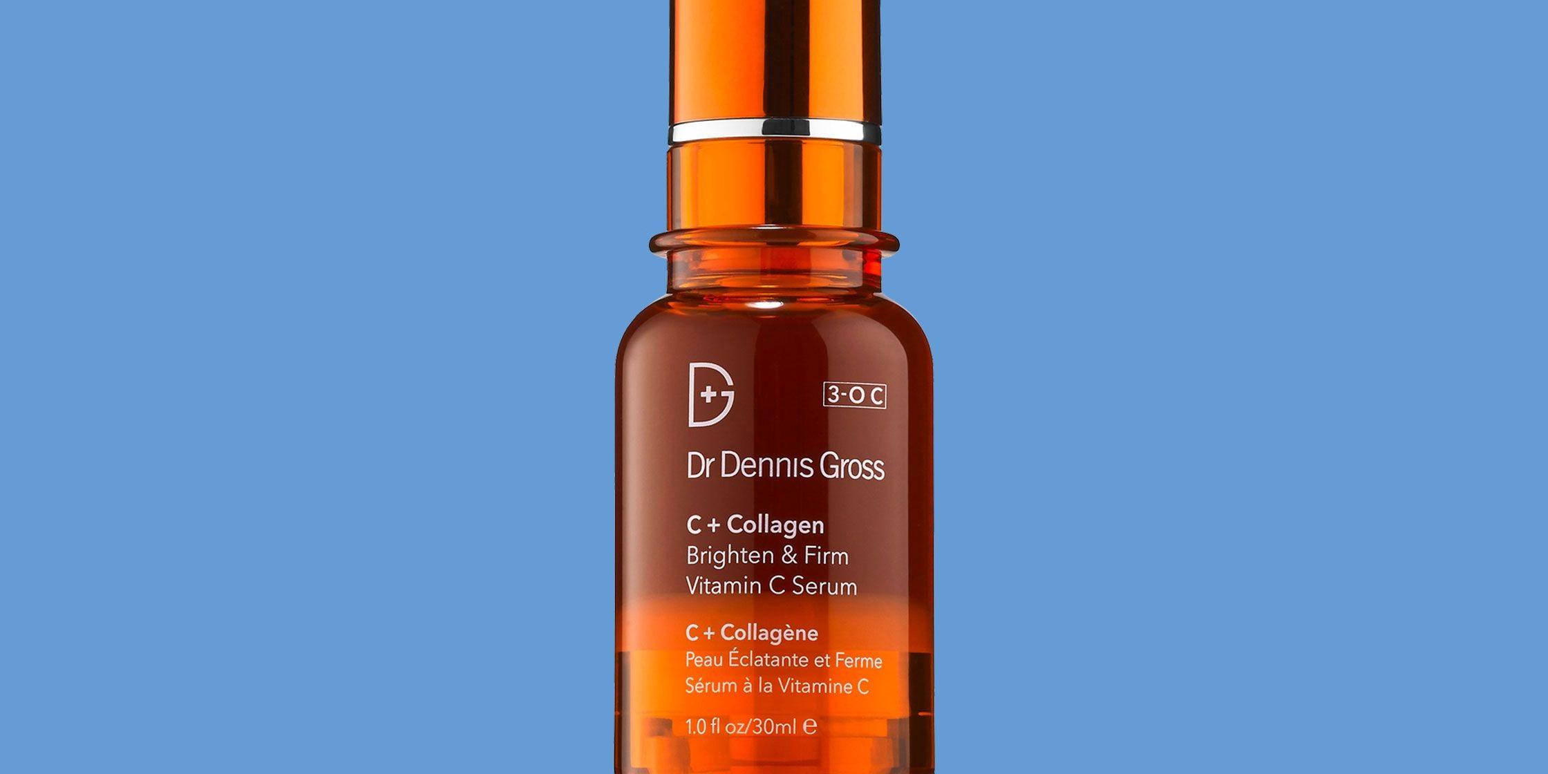 Dr. Dennis Gross Skincare C+ Vitamin C Serum is a Skin Protector