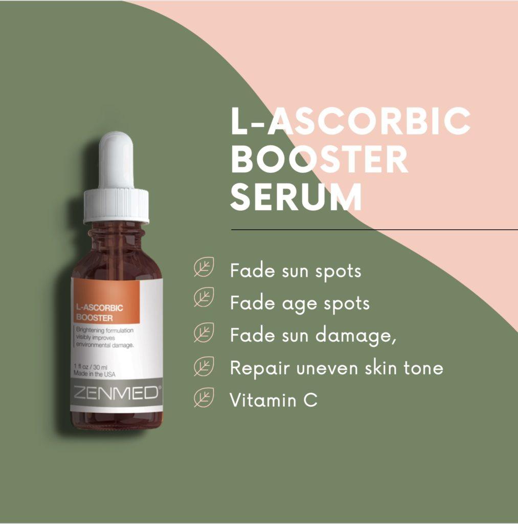 Zenmed L Ascorbic Booster Serum