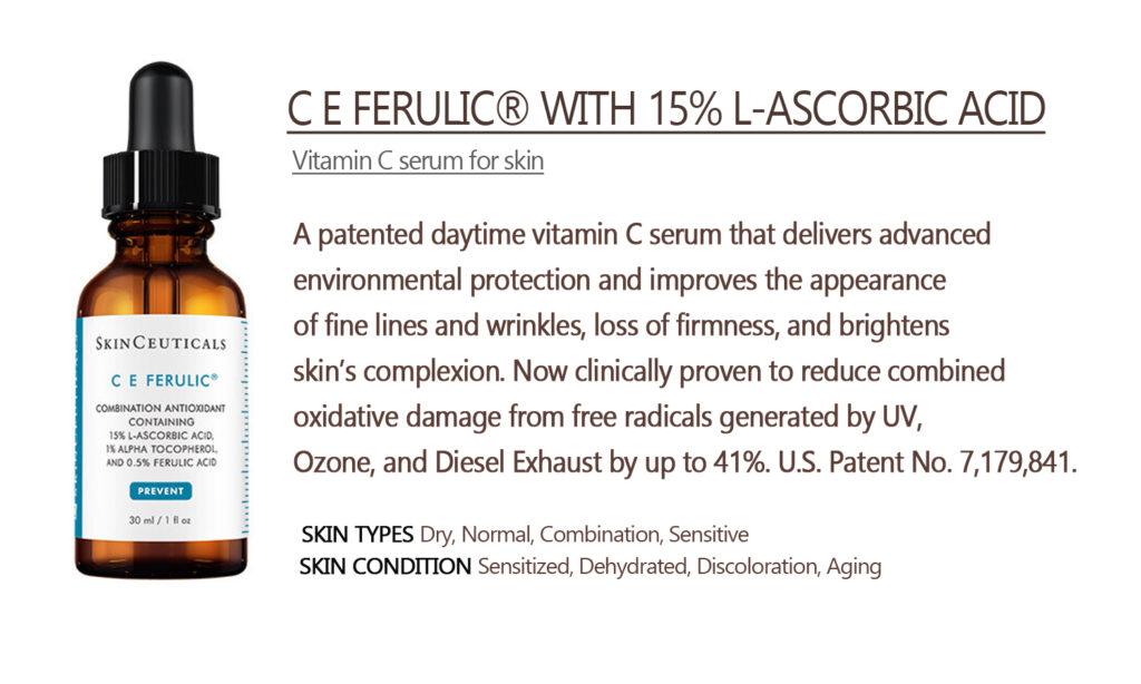 Skinceuticals C E FERULIC® WITH 15% L-ASCORBIC ACID