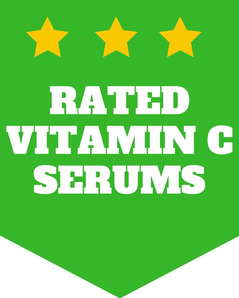 Rated Vitamin C Serums